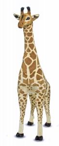 MD Giraffe Giant Stuffed Animal image
