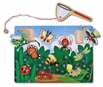 MD Bug-Catching Magnetic Puzzle Game image