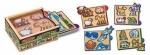 MD Animals Mini-Puzzle-Pack image