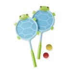 MD Dilly Dally Turtle Racquet & Ball Set  image