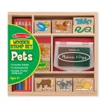 MD Pet Stamps Set image