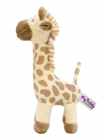 My Teddy Giraffe 20cm m/hringlu image