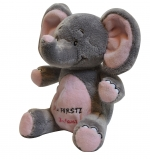 My Teddy Elephant bleikur image