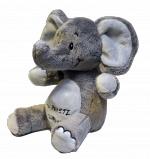 My Teddy Elephant grár image