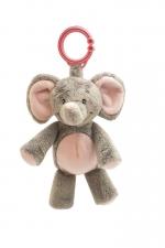My Teddy Elephant m/hringlu bleikur image