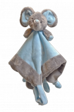 My Teddy Elephant blár kúruteppi image
