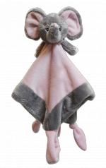 My Teddy Elephant bleikur kúruteppi image