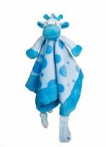 My Teddy My Giraffe kúruteppi, blátt image