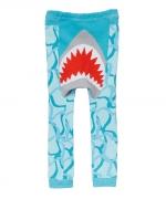 DP Leggings Shark, S (3-12m) image