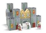 MD Castle Blocks Play Set - Viðar kastali image