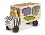 MD Safari Animal Rescue shape sorting truck image