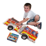 MD Giant Fire Engine Floor (24 pc) image