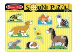 MD Pets Sound Puzzle - 8 Kubbar image