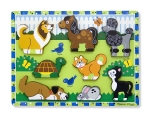 MD Pets Chunky Puzzle - 8 Pieces image
