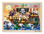 MD Pirate Adventure Jigsaw Puzzle - 48 Pieces image