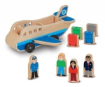 MD Wooden Airplane image