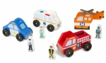 MD Emergency Vehicle Set image