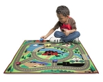 MD Round the Town Road Rug & Car Set image
