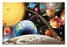 MD Solar System Floor Puzzle - 48 pieces image