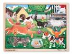 MD Pets Wooden Jigsaw Puzzle - 24 Pieces image