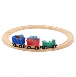 MD Zoo Animal Train Set image