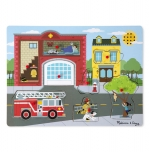 MD Around the Fire Station Sound Puzzle image