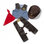 MD Cowboy Role Play Set image