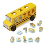 MD Number Matching Maths Bus image