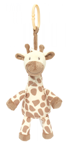 My Teddy Giraffe, clip on image