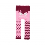 DP Leggings Pink monster, S (3-12m) image