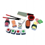 MD Sushi Slicing Play Set - Viða Sushi sett image
