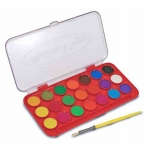 MD Deluxe Watercolor paint set - Vatnslita sett image